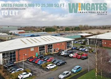 Thumbnail Warehouse to let in Unit2/3, Unit15, Unit 17/18, Unit 21, Westhoughton, Great Banks Road, Wingates Industrial Estate, Bolton, Greater Manchester