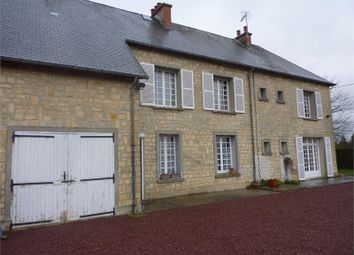 Thumbnail 4 bed property for sale in Basse-Normandie, Manche, Meautis