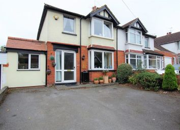 Thumbnail 3 bed semi-detached house for sale in Drove Road, Swindon