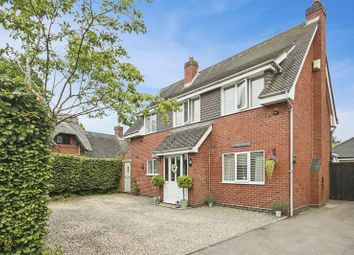 Thumbnail 4 bed detached house for sale in High Street, Church Eaton, Stafford