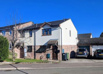 Thumbnail 2 bed terraced house for sale in Holmfirth Close, Belmont, Hereford