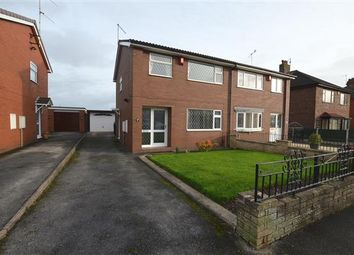 Thumbnail 3 bedroom semi-detached house to rent in Whitehouse Road North, Milehouse, Newcastle
