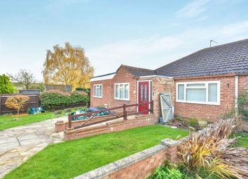 Thumbnail 3 bedroom bungalow for sale in Mounthill Avenue, Old Stratford, Milton Keynes, Bucks