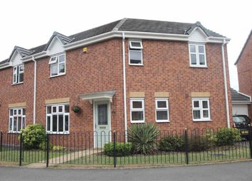 Thumbnail 4 bed semi-detached house for sale in The Infield, Halesowen