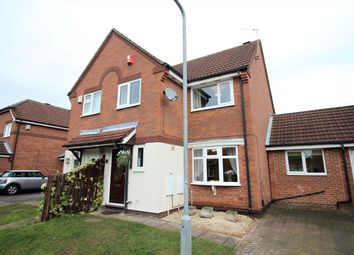 Thumbnail 3 bed semi-detached house for sale in Colindale Gardens, Nuthall, Nottingham