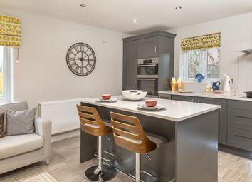 "Thumbnail 4 bedroom detached house for sale in ""Lambourne"" at Sandoe Way, Pinhoe, Exeter"