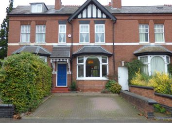 Thumbnail 4 bed terraced house for sale in Court Oak Road, Harborne, Birmingham