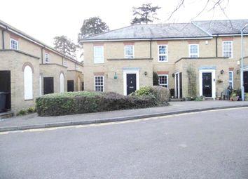 Thumbnail 2 bed maisonette to rent in Myles Court, Goffs Oak, Waltham Cross, Hertfordshire