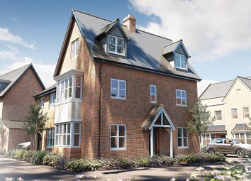 "Thumbnail 3 bed semi-detached house for sale in ""The Dunster"" at Stocks Lane, Winslow, Buckingham"