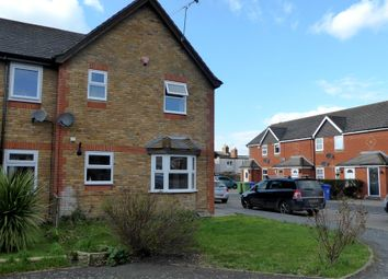 Thumbnail 1 bed semi-detached house to rent in Bob Amor Close, Faversham