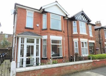 Thumbnail 3 bed semi-detached house for sale in Gloucester Avenue, Levenshulme, Manchester