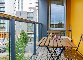Thumbnail 2 bedroom flat to rent in Queensbury House, 17 Equinox Square, London