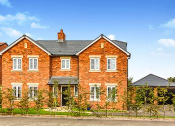 Thumbnail 5 bed detached house for sale in Oakfield Lane, Ashford Hill