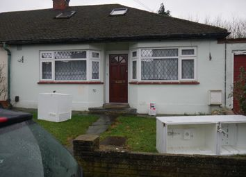 Thumbnail 4 bed detached bungalow to rent in Ledway Drive, Wembley