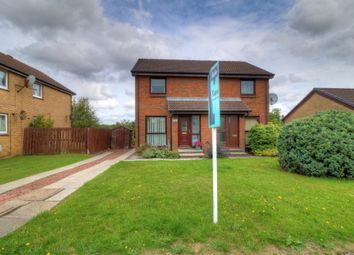 Thumbnail 2 bed semi-detached house for sale in Broughton Road, Summerston, Glasgow