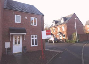 Thumbnail 3 bed end terrace house for sale in Brattice Drive, Pendlebury, Swinton, Manchester