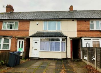 Thumbnail 3 bed terraced house to rent in Pool Farm Road, Acocks Green