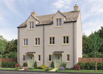 """Thumbnail 3 bed semi-detached house for sale in """"Oaksey"""" at Quercus Road, Tetbury"""