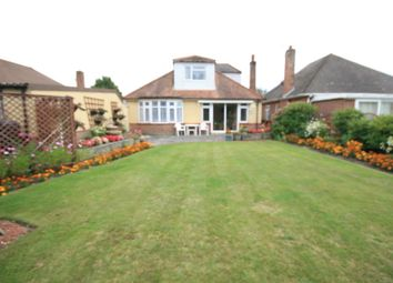 Thumbnail 3 bedroom detached bungalow for sale in Riversdale Road, Southbourne, Bournemouth