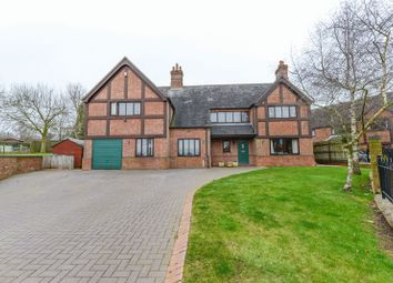 Thumbnail 5 bed detached house for sale in Barns Lane, Marchamley, Shrewsbury
