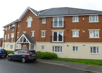 Thumbnail 2 bed flat to rent in Kyle Close, Renishaw, Derbyshire