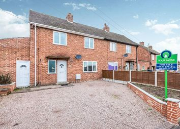 Thumbnail 2 bed semi-detached house for sale in Grafton Crescent, Charford, Bromsgrove