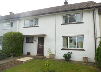 Thumbnail 3 bed terraced house for sale in Peterhouse Crescent, Woodbridge