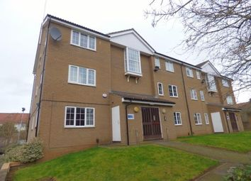 Thumbnail 2 bed flat for sale in Chepstow Close, St James, Northampton, Northamptonshire