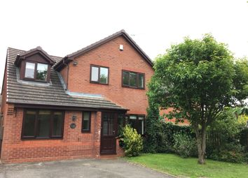 Thumbnail 4 bed detached house to rent in Tollgate Close, Stratford Upon Avon