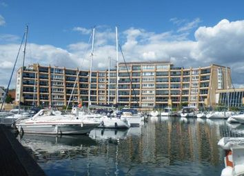 Thumbnail 3 bed flat for sale in Port Way, Port Solent, Portsmouth