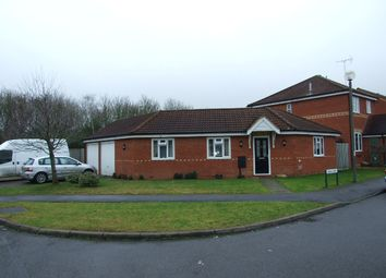 Thumbnail 2 bedroom detached bungalow for sale in Wymondham, Monkston