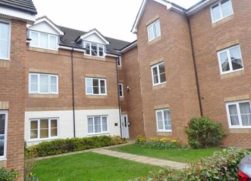 Thumbnail 2 bedroom flat to rent in Alconbury Close, Borehamwood, Herts