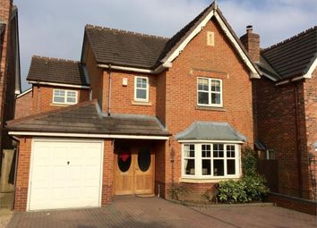 Thumbnail 4 bedroom detached house for sale in Tansley Hill Road, Oakham, Dudley
