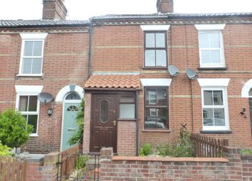 Thumbnail 2 bedroom terraced house for sale in Stacy Road, Norwich