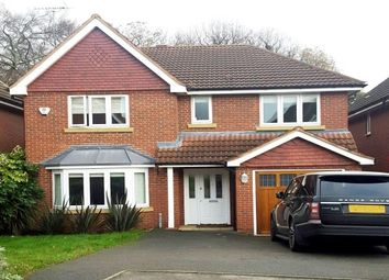Thumbnail 4 bedroom detached house to rent in Asbury Walk, Great Barr, Birmingham