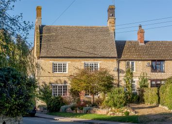 Thumbnail 4 bed cottage for sale in Station Road, Helmdon, Brackley, Northamptonshire
