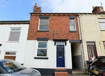 Thumbnail 3 bed terraced house for sale in High Street, Wood Lane, Stoke-On-Trent