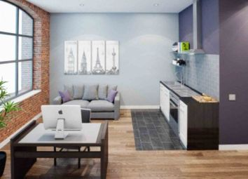 Thumbnail 1 bed flat for sale in Fox Street, Liverpool