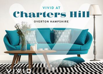 Thumbnail 2 bed flat for sale in Charters Hill, Overton