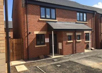 Thumbnail 2 bed semi-detached house to rent in Troon Close, Priors Hall Park, Corby