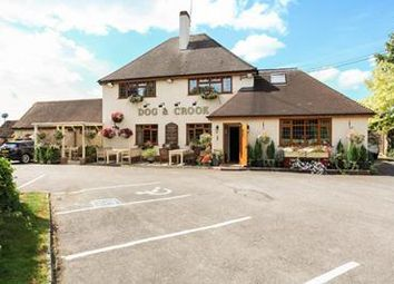 Thumbnail Pub/bar for sale in The Dog & Crook, Crook Hill, Braishfield, Romsey, Hampshire