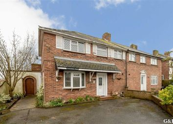 2 bed semi-detached house for sale in Osborne Road, Ashford, Kent TN24