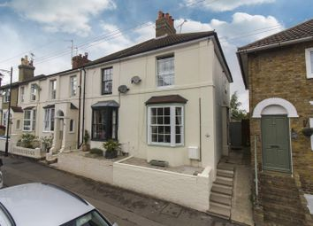Thumbnail 2 bed semi-detached house for sale in Pettits Row, Ospringe Road, Faversham