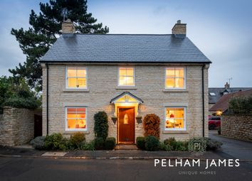 Thumbnail 3 bedroom detached house for sale in Chapel Court, Main Street, Wittering, Peterborough