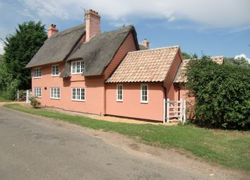 Thumbnail 5 bed detached house to rent in Wennington, Huntingdon