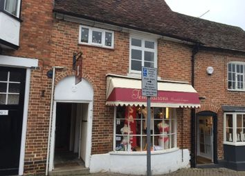 Thumbnail Retail premises to let in Sheep Street, Stratford Upon Avon