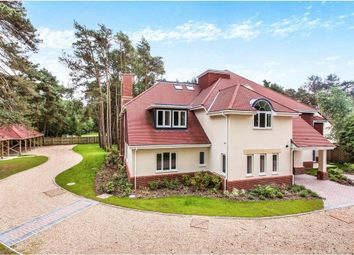 Thumbnail 2 bed flat to rent in New Road, West Parley, Ferndown