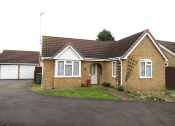 2 bed detached bungalow for sale in Olivers Way, March PE15