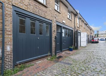 Thumbnail 4 bed mews house for sale in Queens Place, Hove, East Sussex