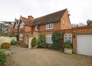 Thumbnail 4 bed semi-detached house to rent in Ellesmere Road, Weybridge
